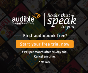 Free Trial Of Audible
