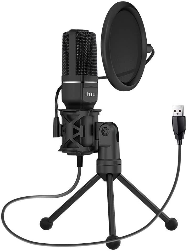 7 Best condenser microphone under 5000 in India 2021
