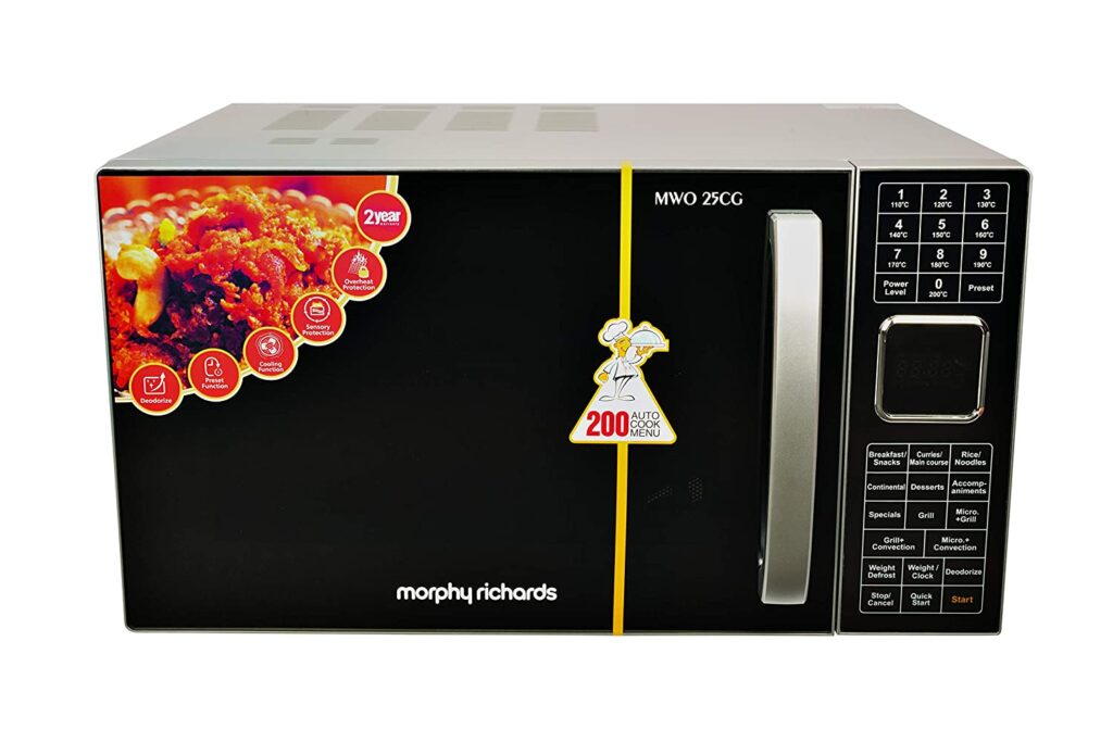7 Best Convection Microwave Oven Under 15000 in India 2021
